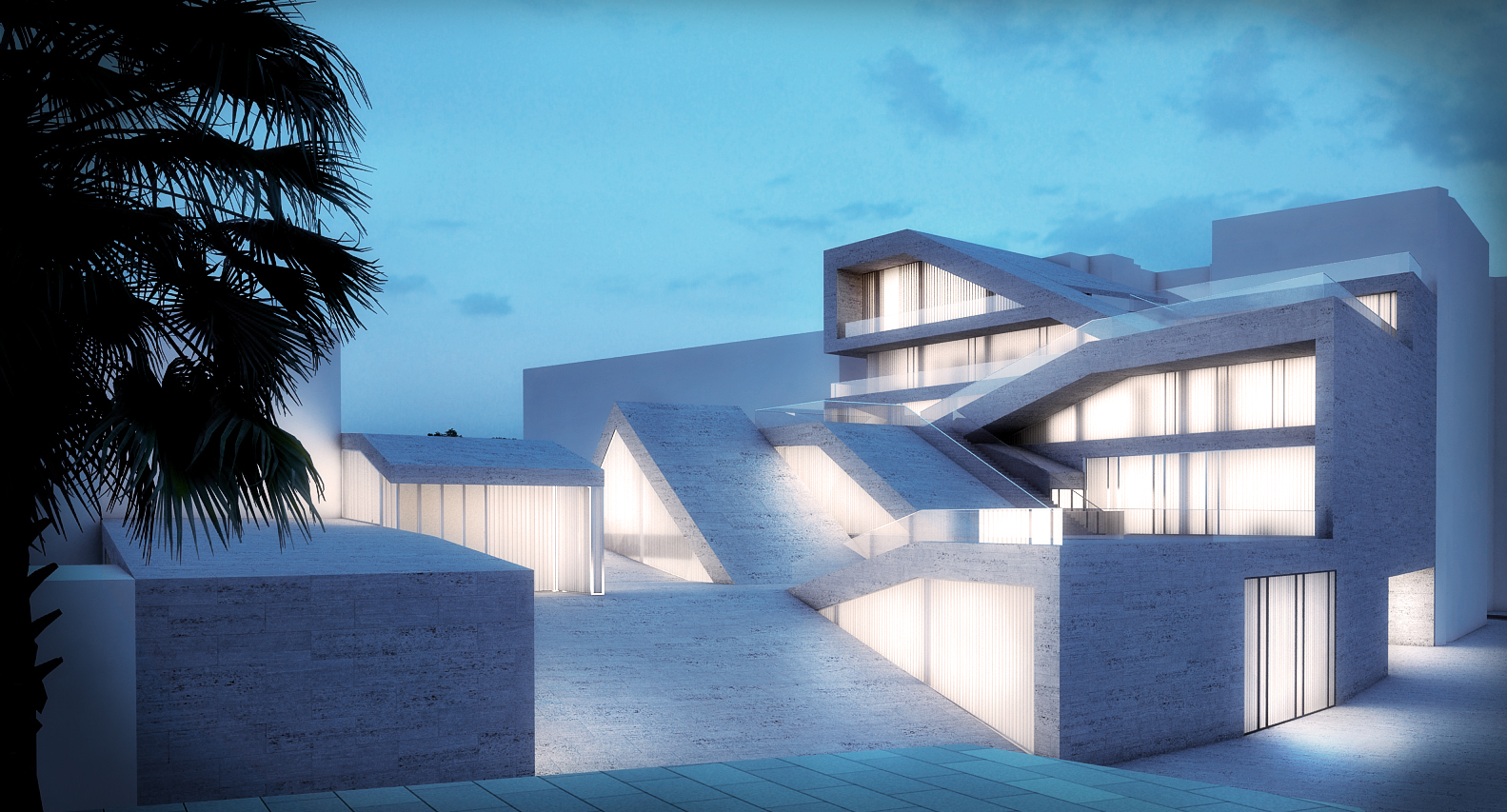 Santa Coloma Cultural Center
