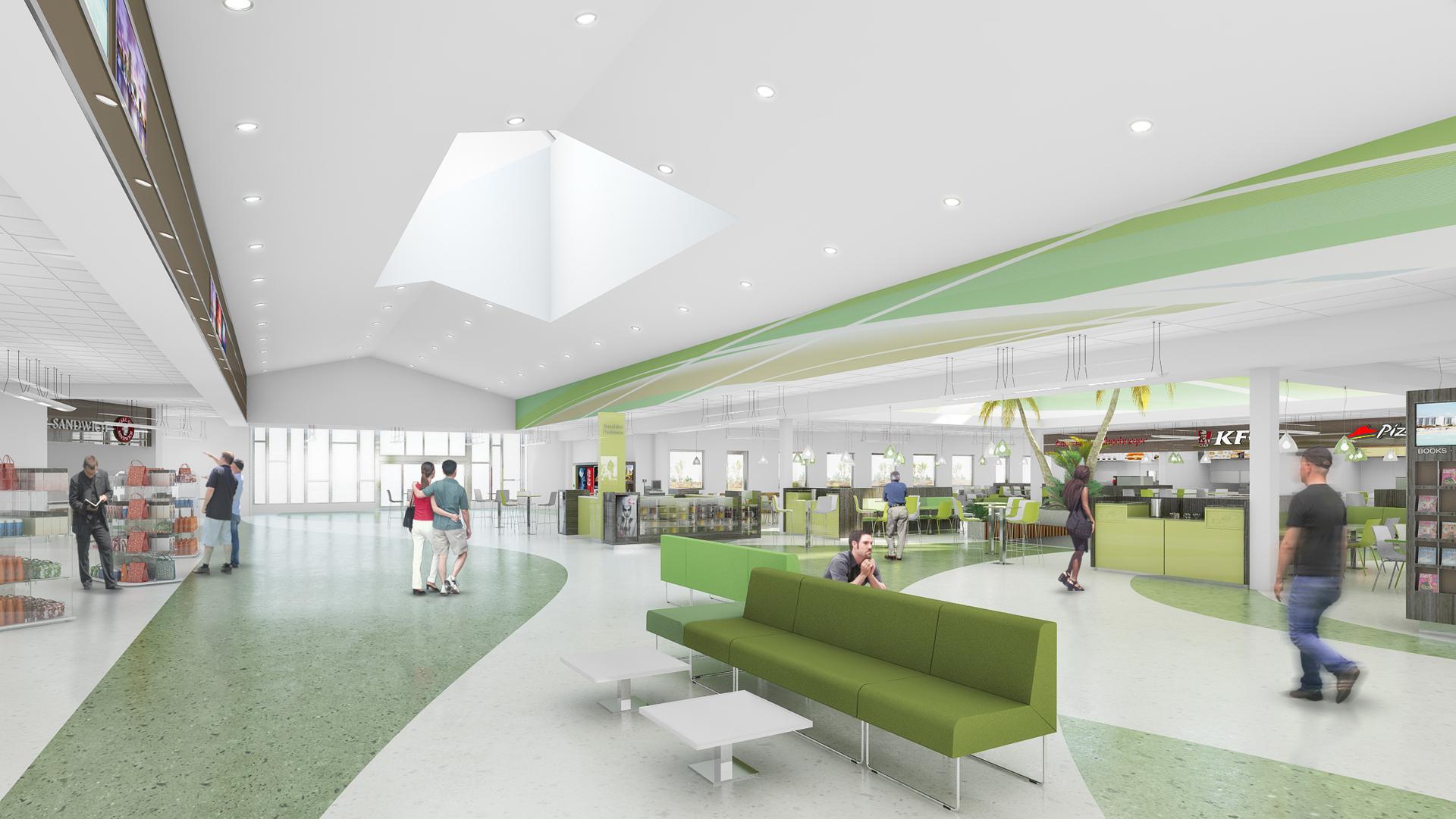 West Palm Beach Food Court