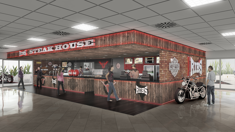 Ribs Burger, Lanzarote Airport
